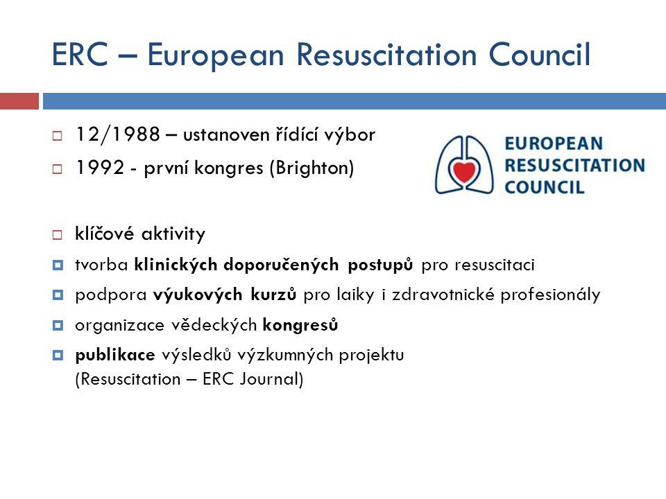 ERC – European Resuscitation Council