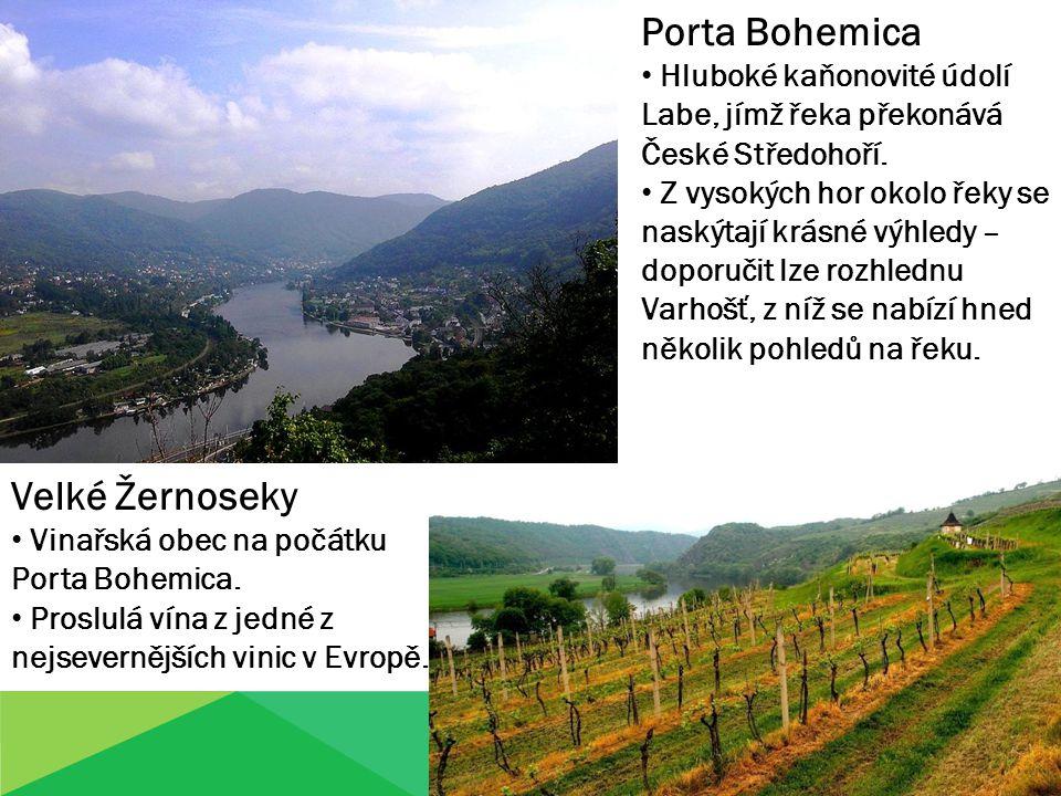 Porta Bohemica Velké Žernoseky