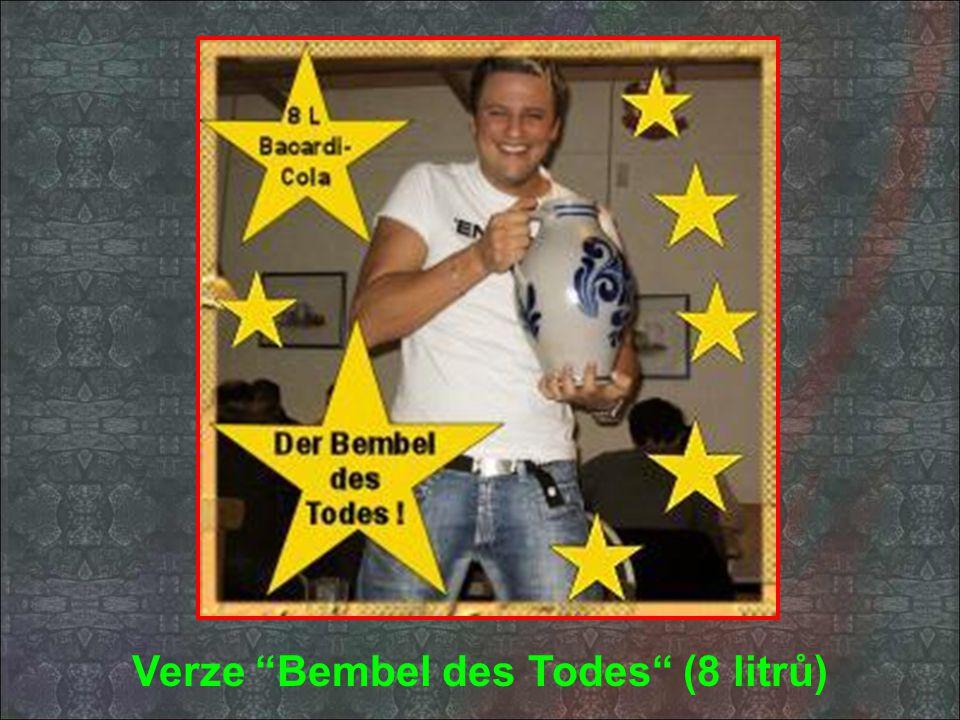 Verze Bembel des Todes (8 litrů)