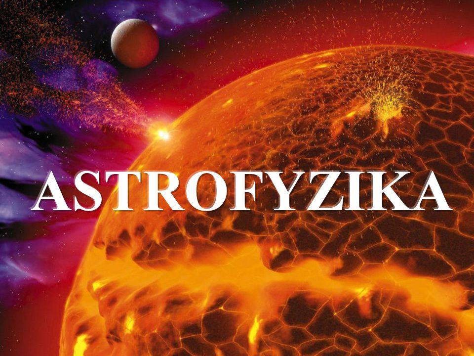 ASTROFYZIKA