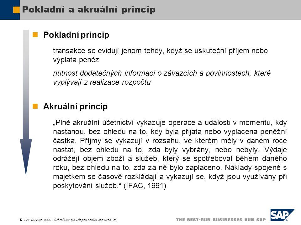Pokladní a akruální princip