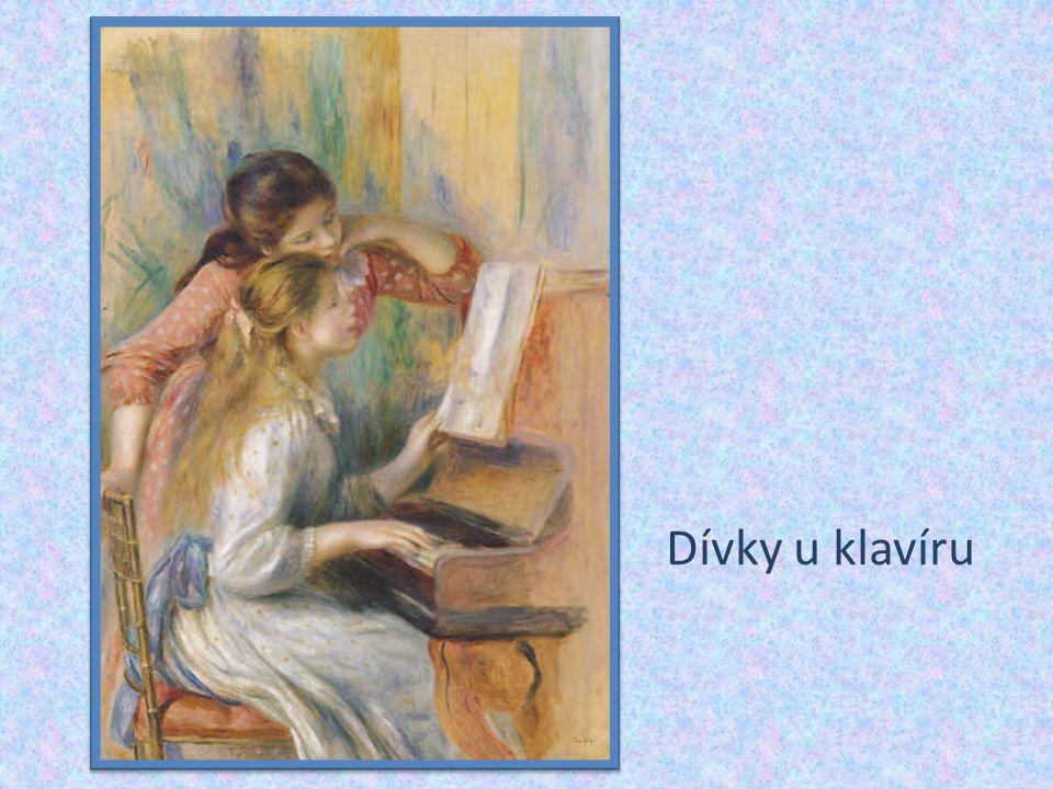 Dívky u klavíru