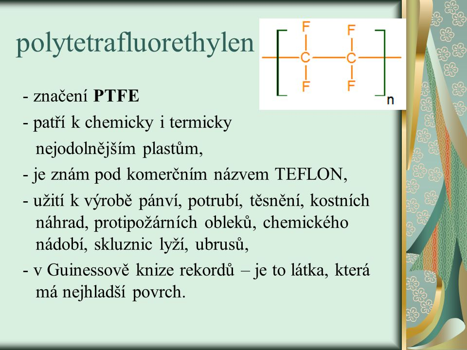 polytetrafluorethylen