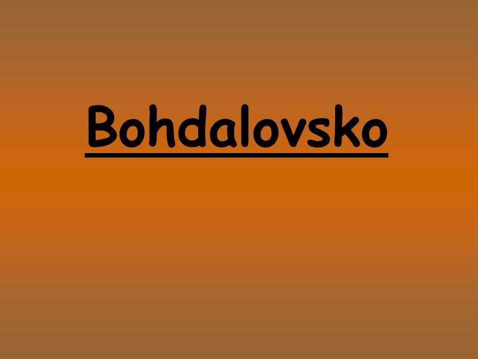 Bohdalovsko
