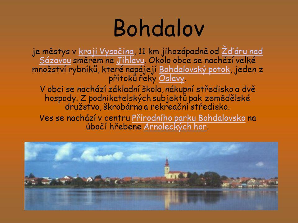 Bohdalov