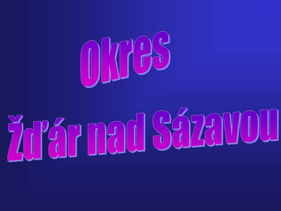 Okres Žďár nad Sázavou