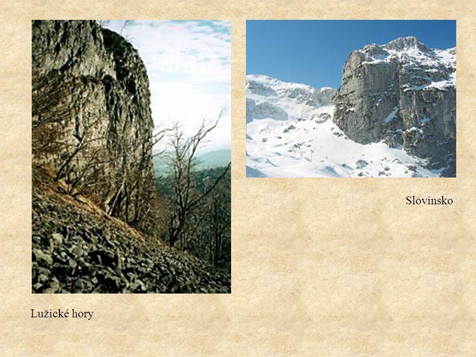 Slovinsko Lužické hory