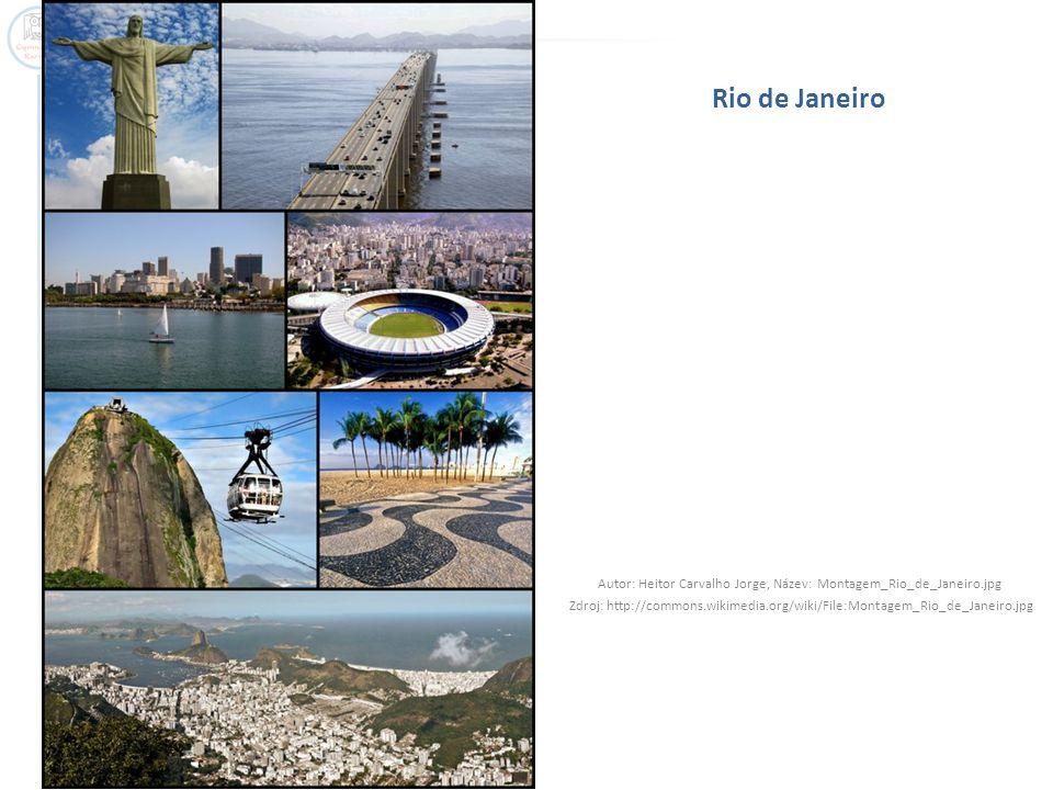 Autor: Heitor Carvalho Jorge, Název: Montagem_Rio_de_Janeiro.jpg