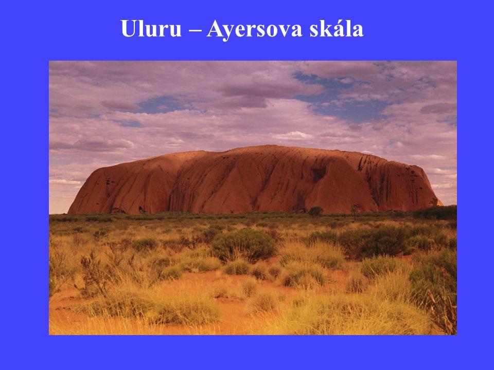 Uluru – Ayersova skála