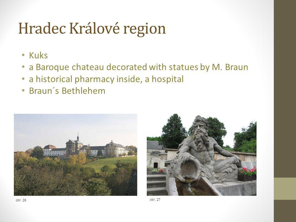 Hradec Králové region Kuks