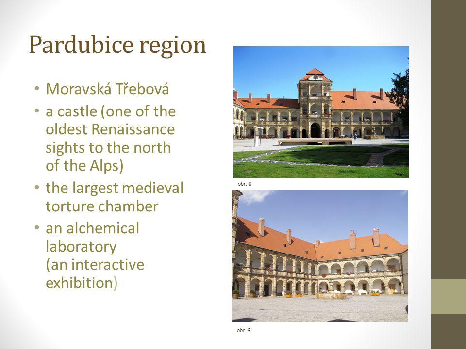 Pardubice region Moravská Třebová