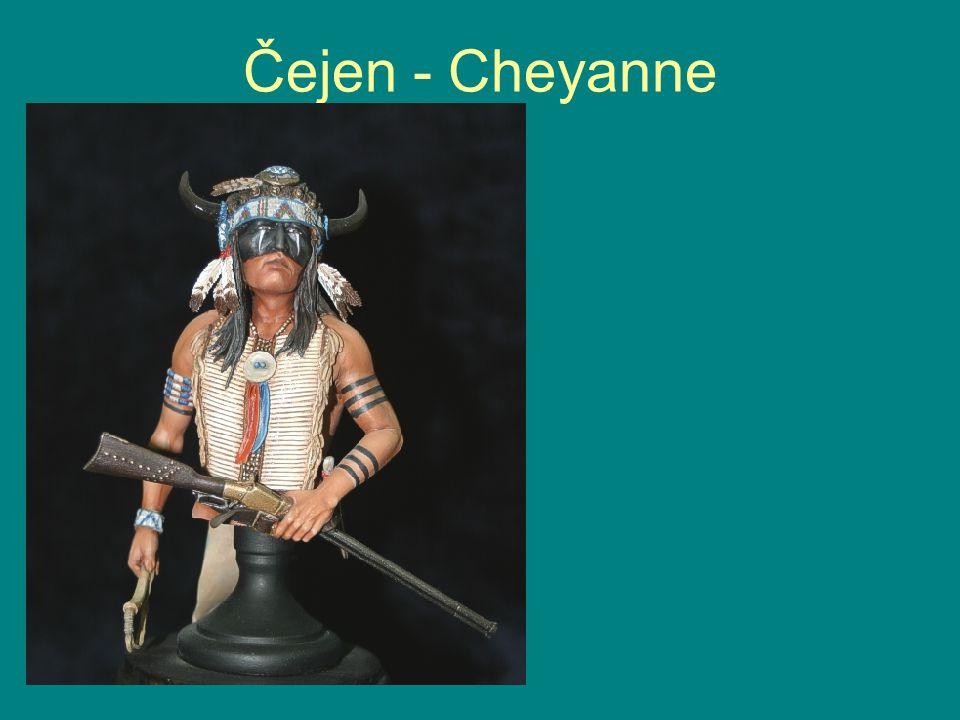 Čejen - Cheyanne