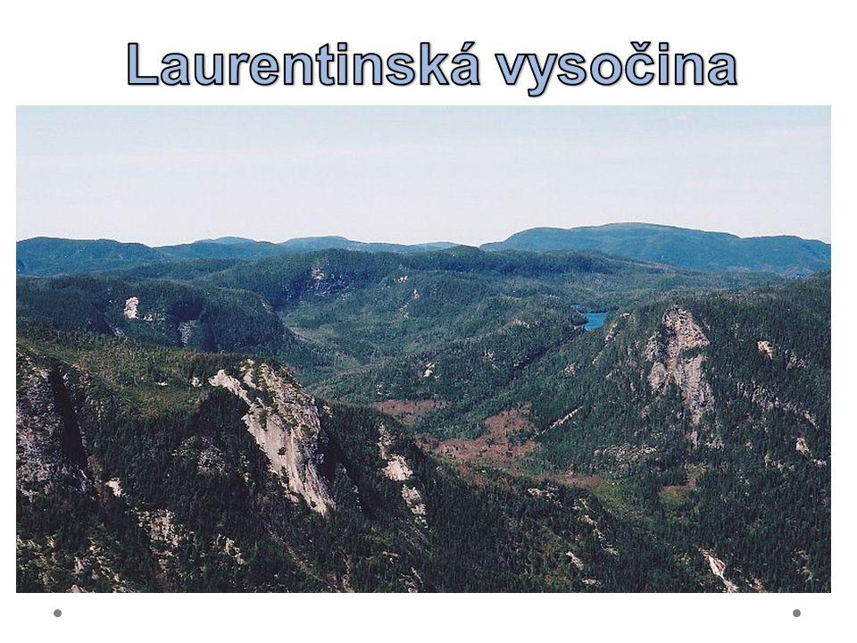 Laurentinská vysočina