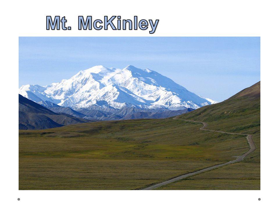 Mt. McKinley 21.6.2012 6 194 m – alternativní název Denali