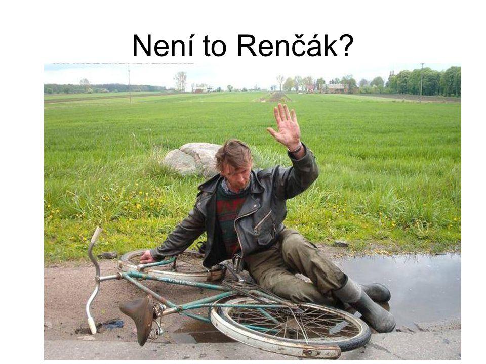 Není to Renčák