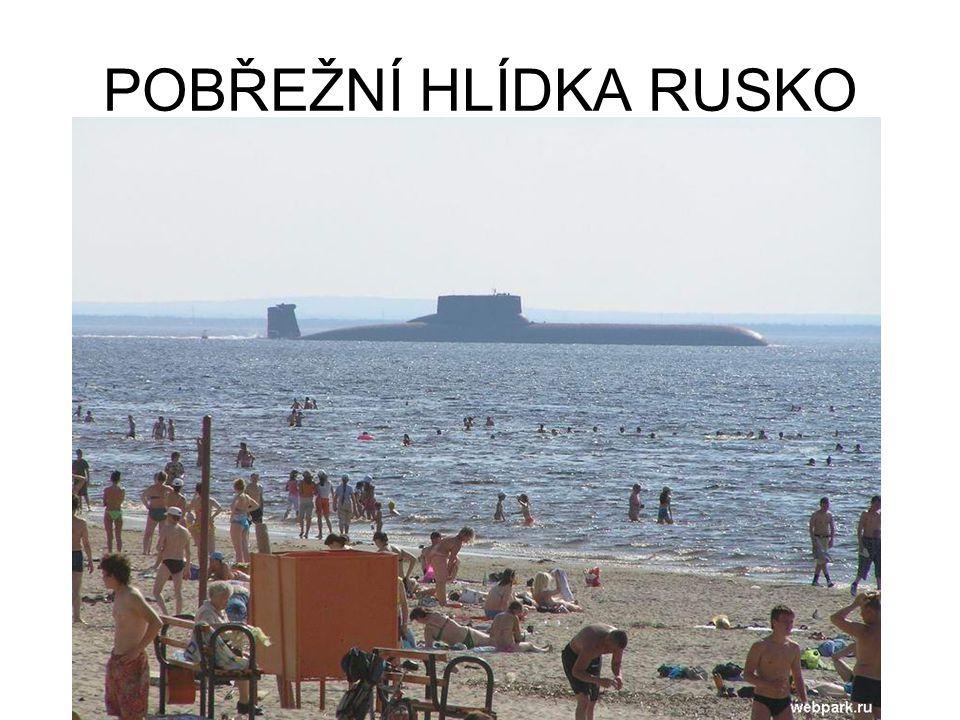 POBŘEŽNÍ HLÍDKA RUSKO