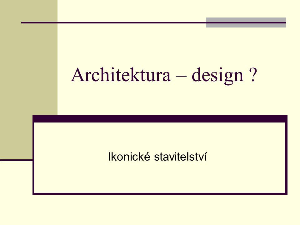 Ikonické stavitelství