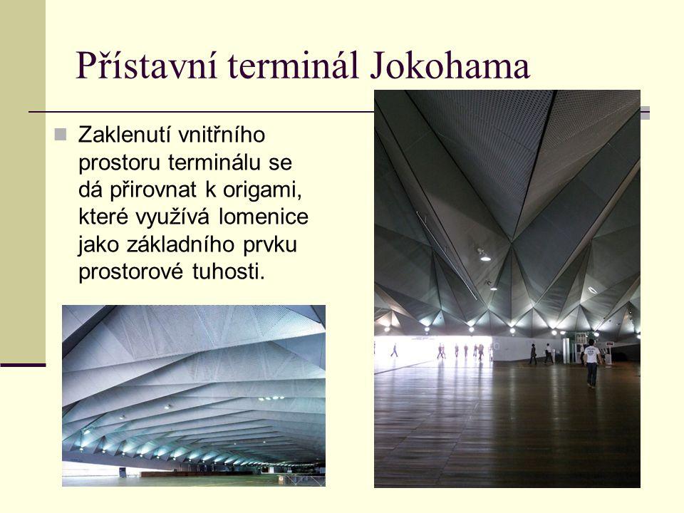 Přístavní terminál Jokohama