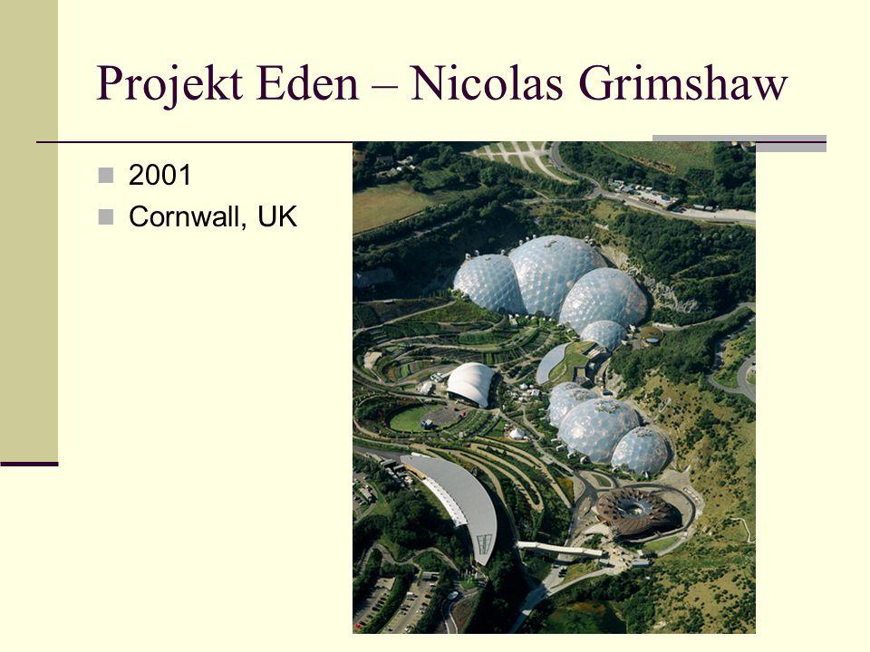 Projekt Eden – Nicolas Grimshaw