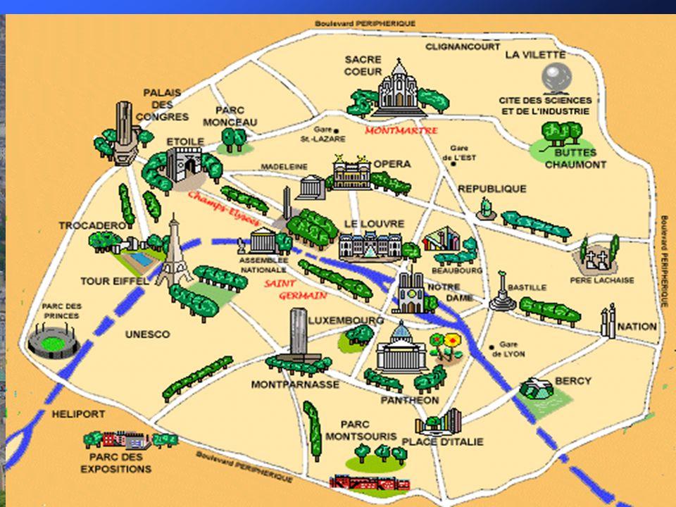 Základní údaje Hlavní město: Paříž Rozloha: 547 030 km²