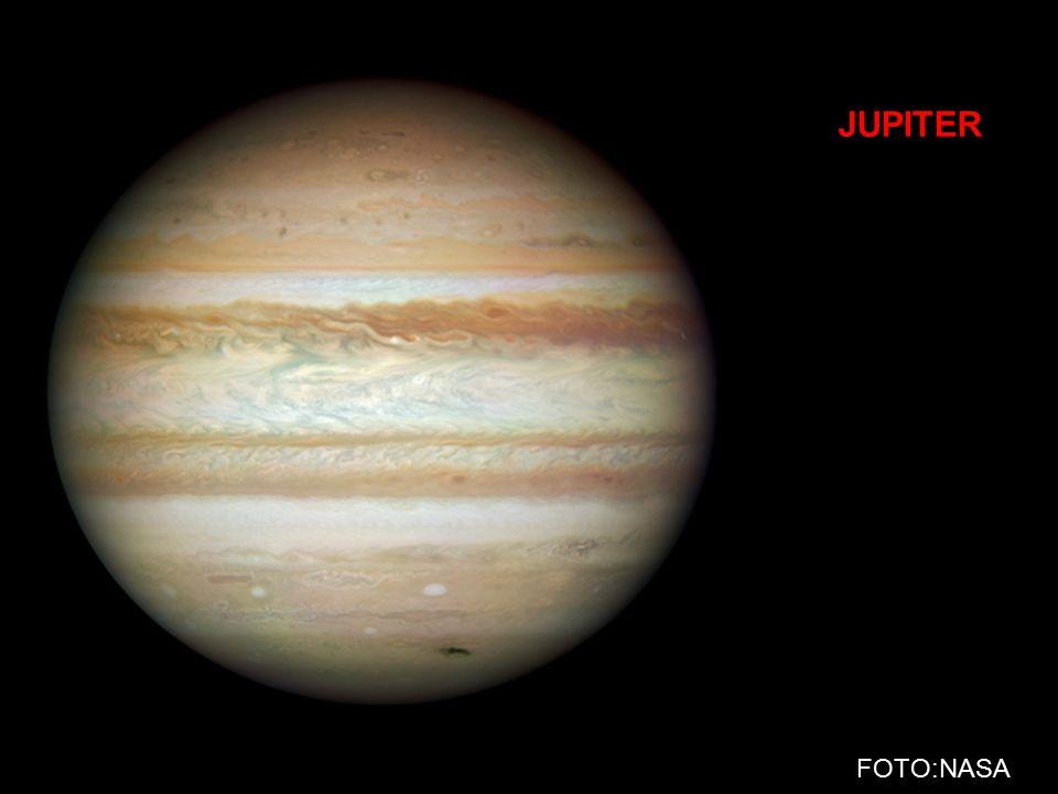 JUPITER FOTO:NASA