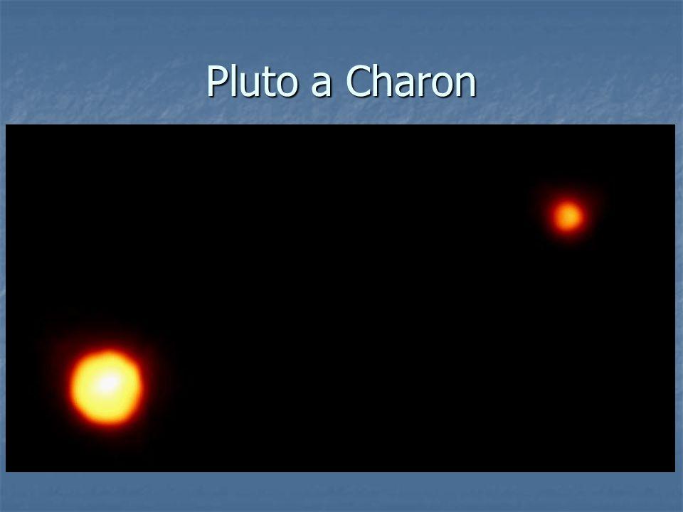 Pluto a Charon
