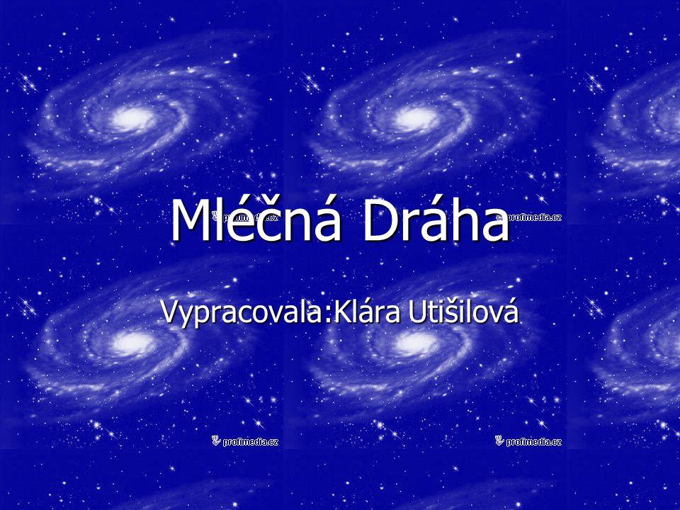 Vypracovala:Klára Utišilová