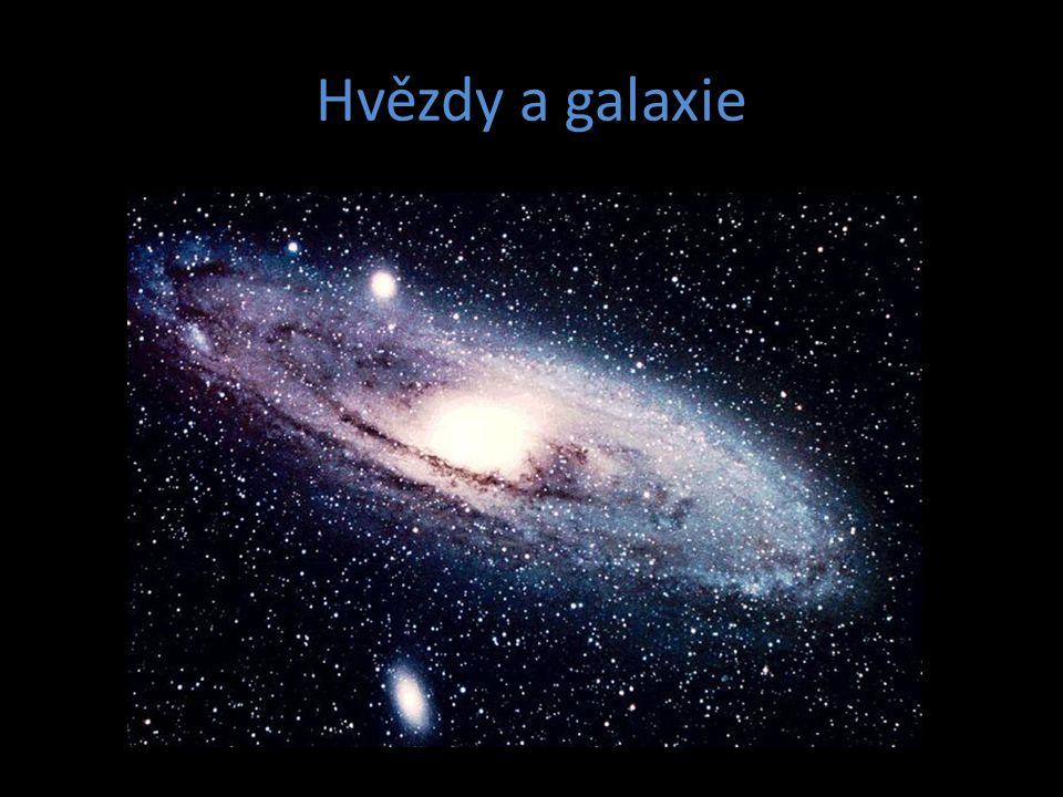 Hvězdy a galaxie