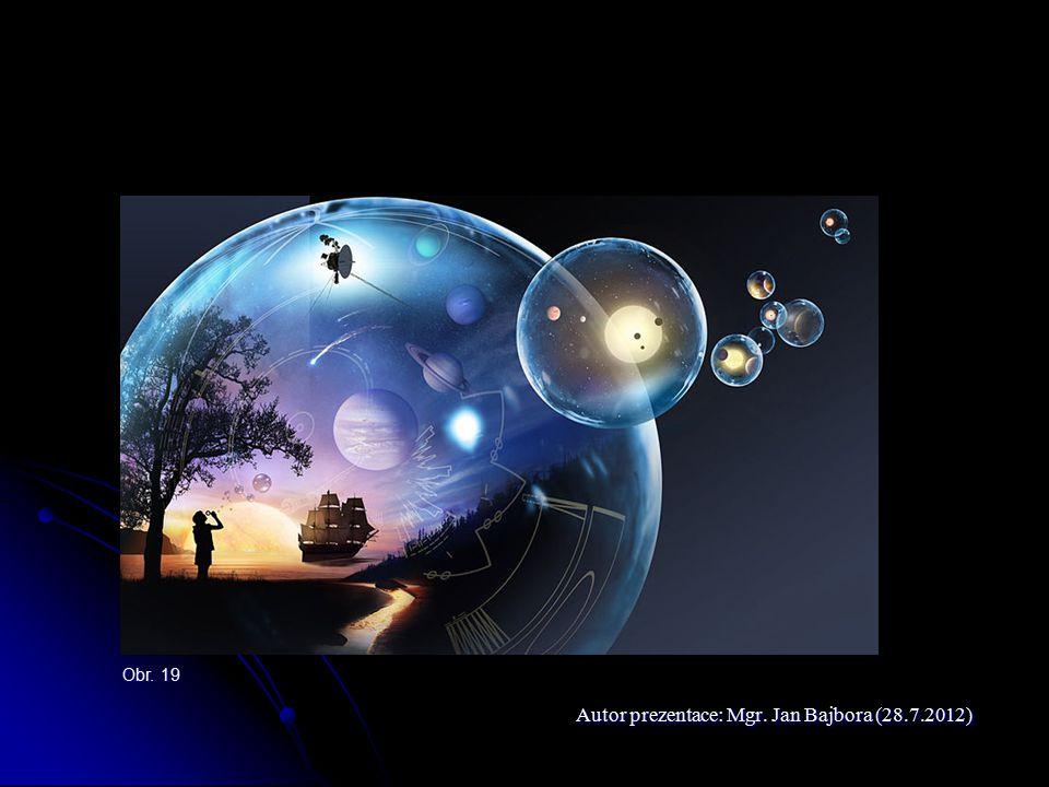 Autor prezentace: Mgr. Jan Bajbora (28.7.2012)