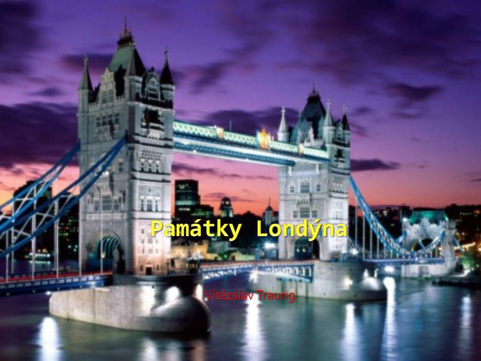 Památky Londýna Vítězslav Traurig