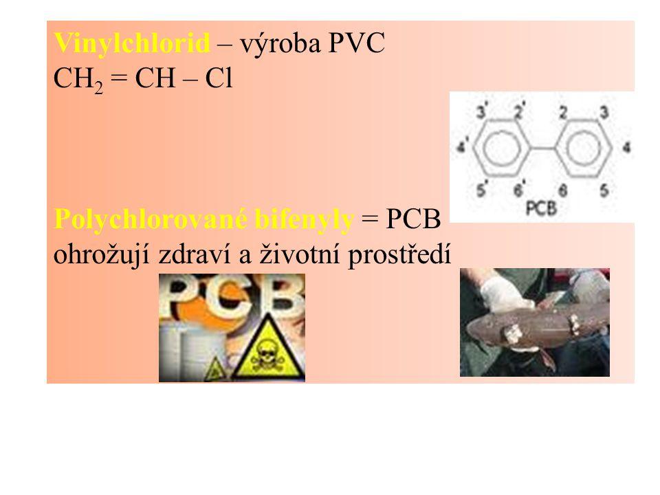 Vinylchlorid – výroba PVC