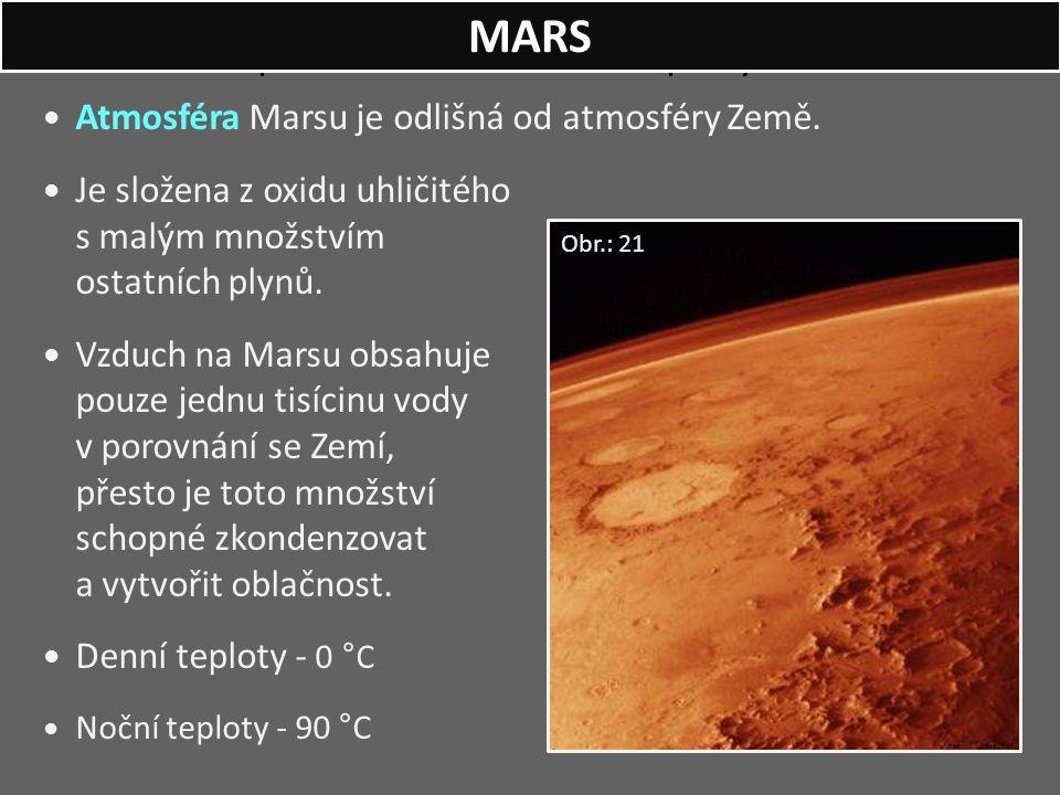 Západ Slunce na Marsu - v pravých barvách.