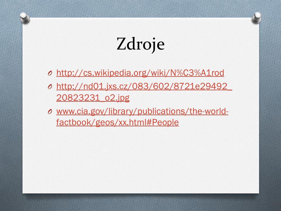 Zdroje http://cs.wikipedia.org/wiki/N%C3%A1rod