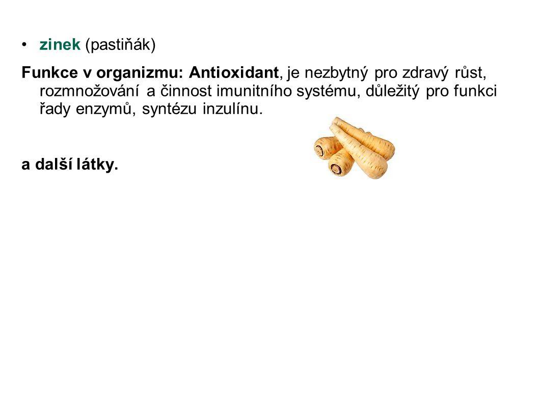 zinek (pastiňák)