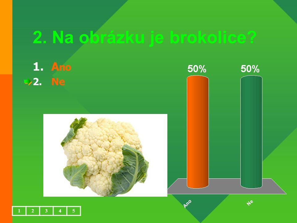 2. Na obrázku je brokolice