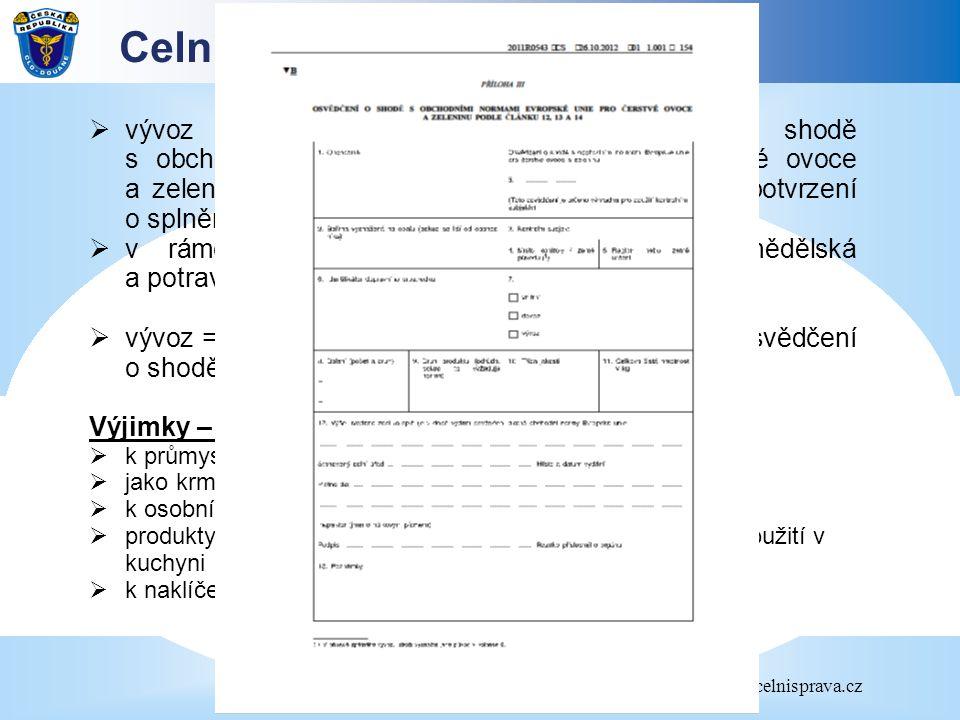 Celní správa České republiky