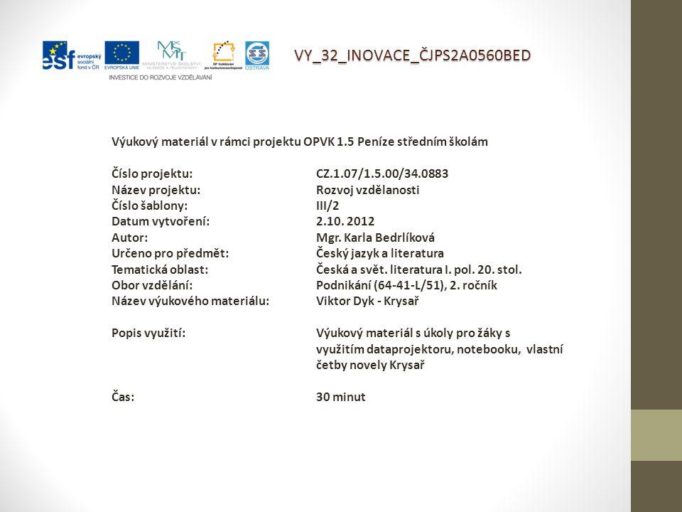 VY_32_INOVACE_ČJPS2A0560BED