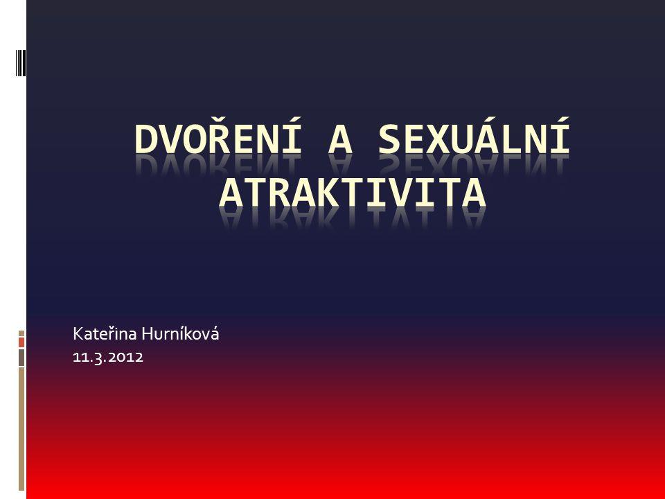 Dvoření a sexuální atraktivita