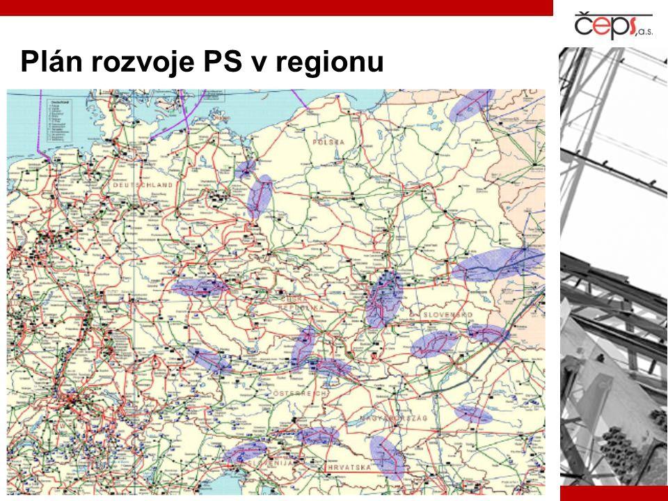 Plán rozvoje PS v regionu