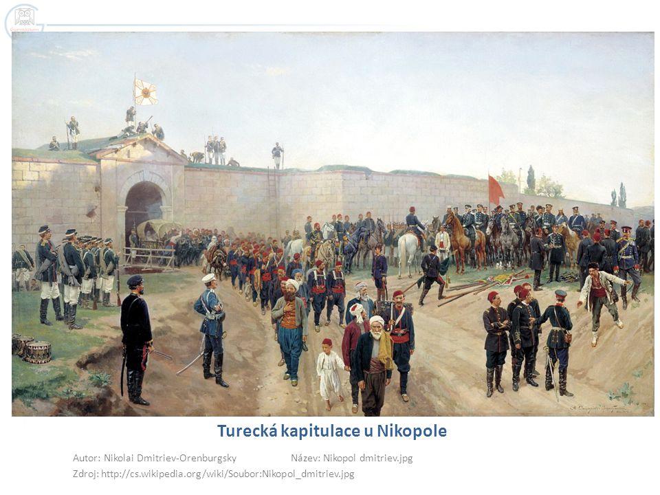 Turecká kapitulace u Nikopole