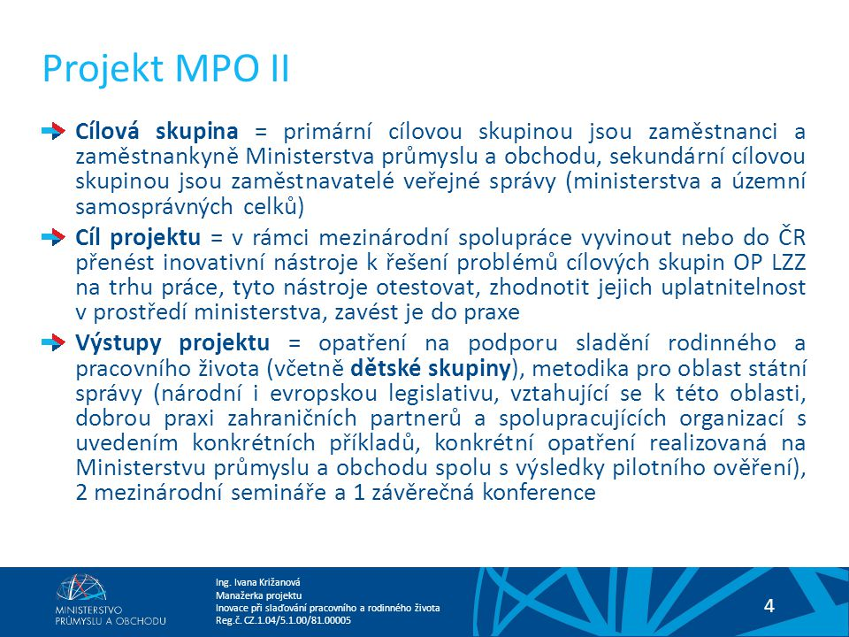 Projekt MPO II