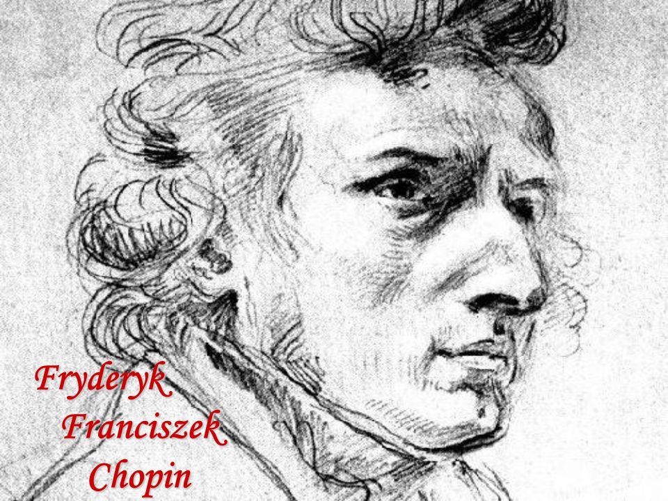 Fryderyk Franciszek Chopin