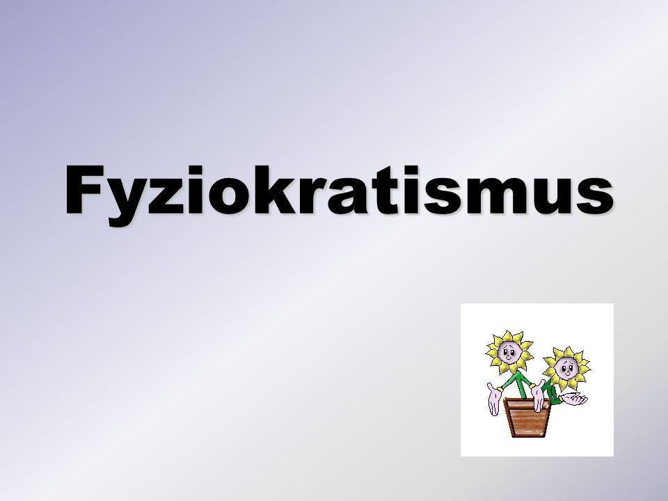 Fyziokratismus
