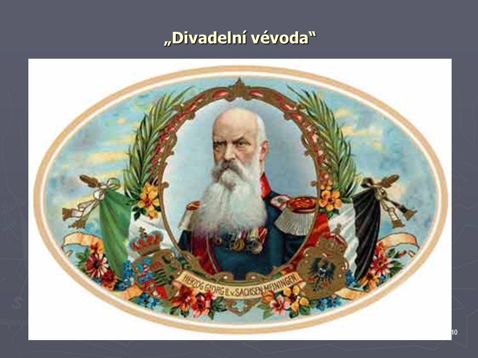 """""""Divadelní vévoda 7.11.2013 / Václav Cejpek"""