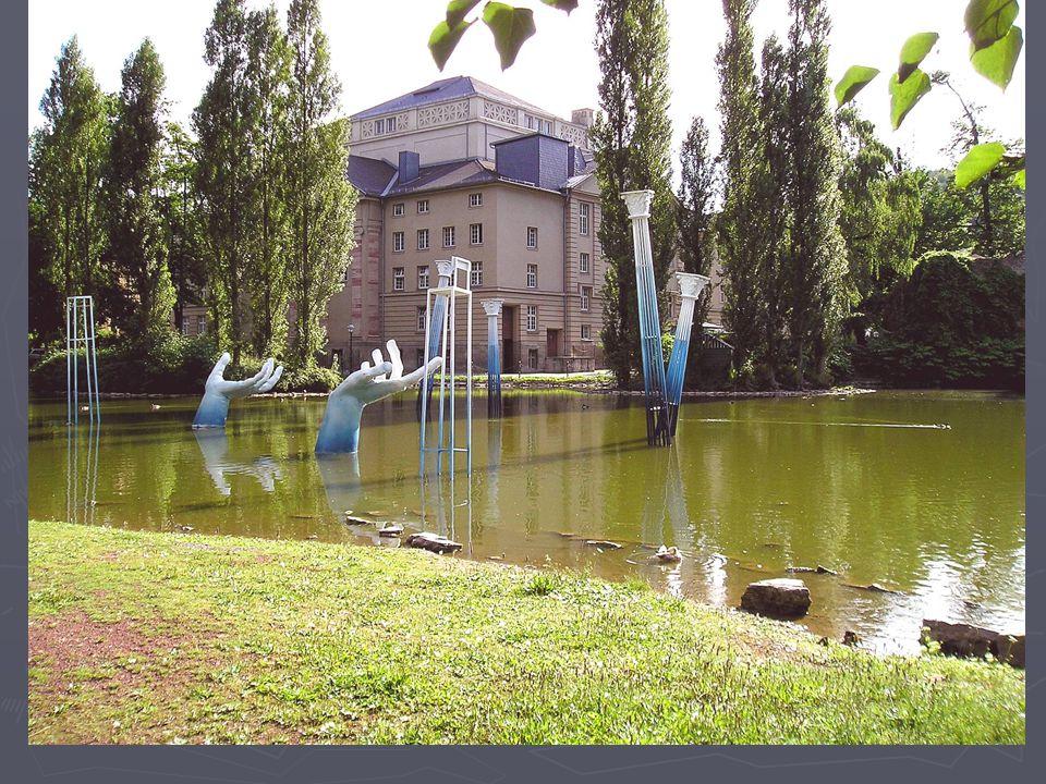 Současnost divadla v Meiningenu