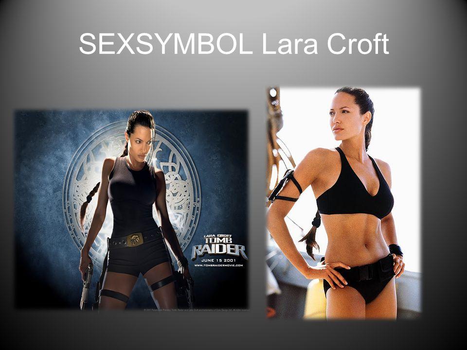 SEXSYMBOL Lara Croft
