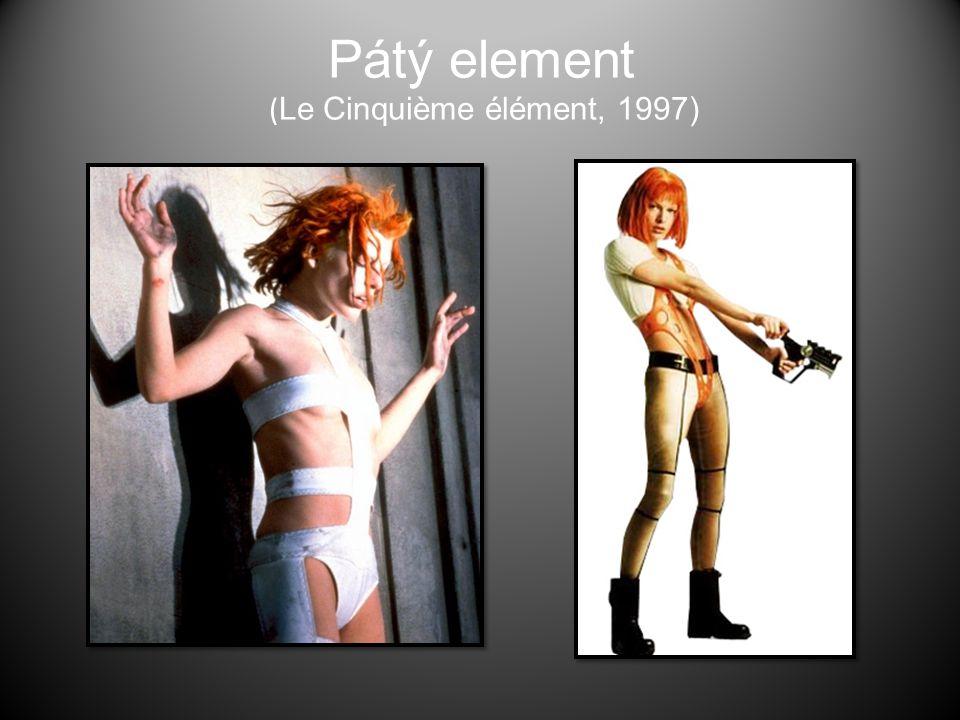 Pátý element (Le Cinquième élément, 1997)