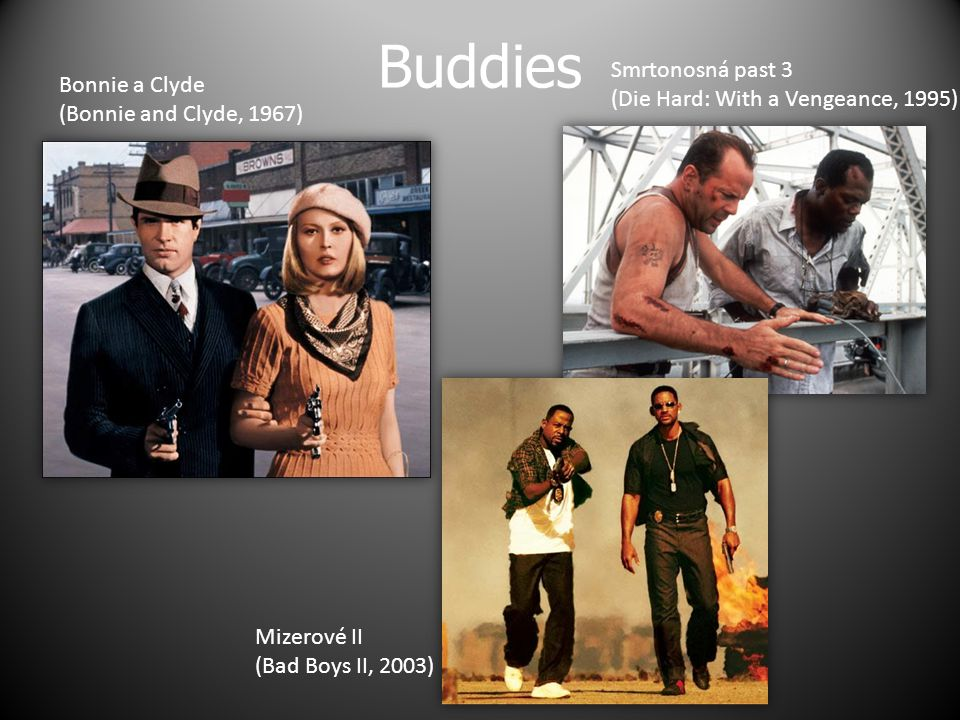 Buddies Smrtonosná past 3 (Die Hard: With a Vengeance, 1995)