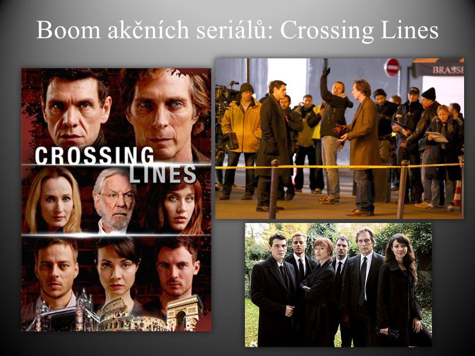 Boom akčních seriálů: Crossing Lines