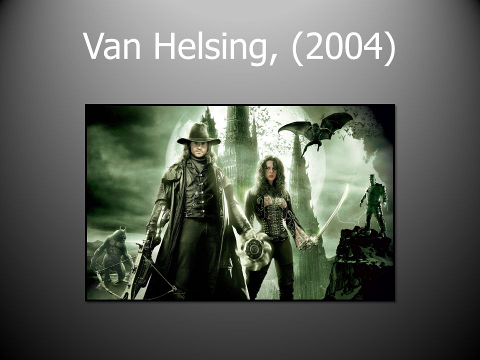 Van Helsing, (2004)